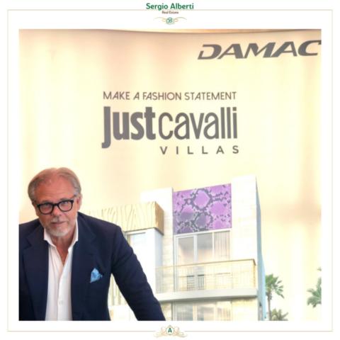 Damac Roberto Cavalli, acquisizione, investimenti