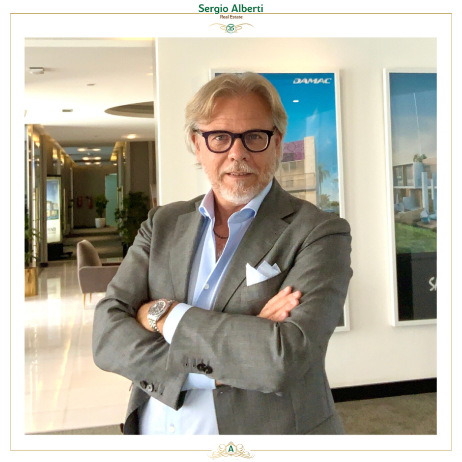 Sergio Alberti Real Estate - Consigli e investimenti immobiliari a Dubai e nel mondo