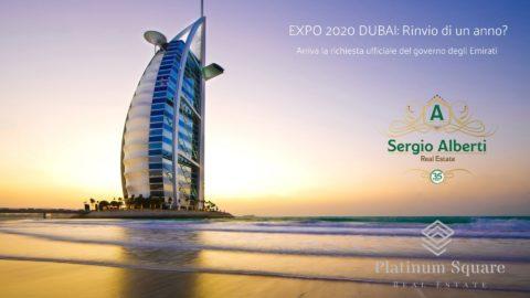 EXPO 2020 DUBAI_ Rinvio di un anno_ - Sergio Alberti real Estate, investire a Dubai