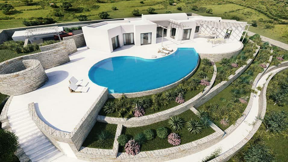 Acquistare Ville in Grecia - Grecia, isola di Karpathos, investimenti immobiliari Grecia
