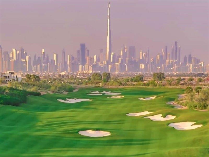 dubai tra investimenti e sport, golf e appuntamenti