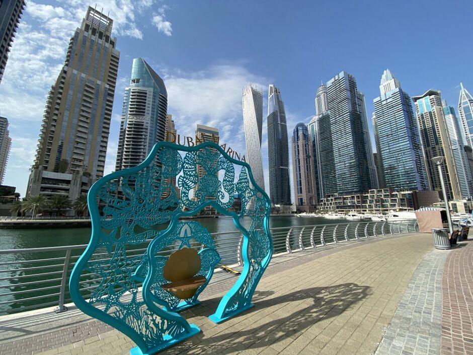 art Dubai 2021, platinum square luxury real estate 2021 dubai (1)